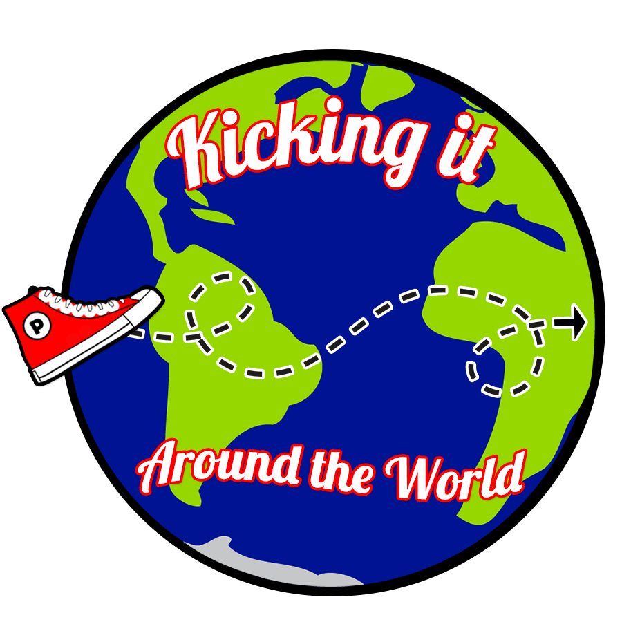Kicking It Around The World